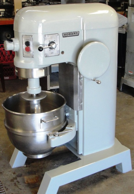 Reconditioned Hobart L800 80qt Mixer 208v-3ph