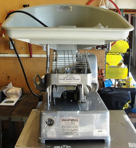 Reconditioned Hollymatic Super 54 Pattymachine