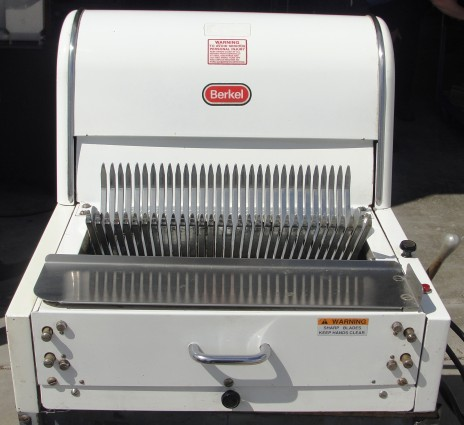 Reconditioned Berkel MB Bread Slicer