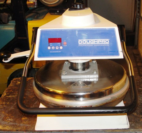 Reconditioned DoughPro DP2000B dough press 240 volt single phase