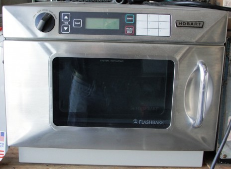 Reconditioned Hobart HFB2 Flashbake oven