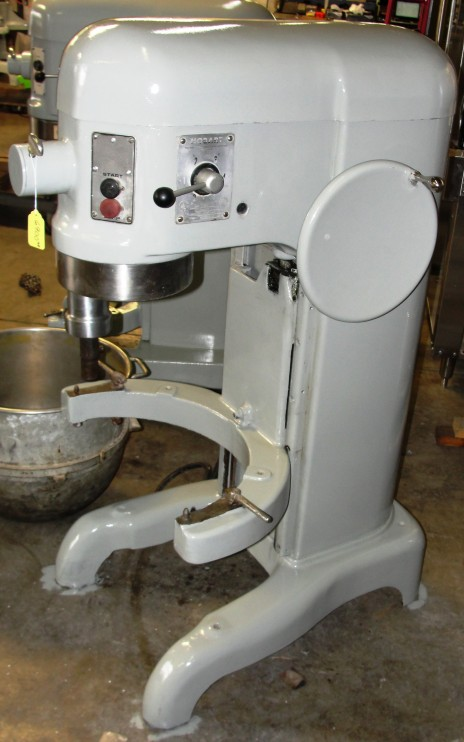 Reconditioned Hobart H600 60qt Mixer 200 60 3