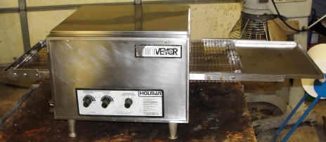 Reconditioned Holman 214HX Conveyor Oven 208v-1ph