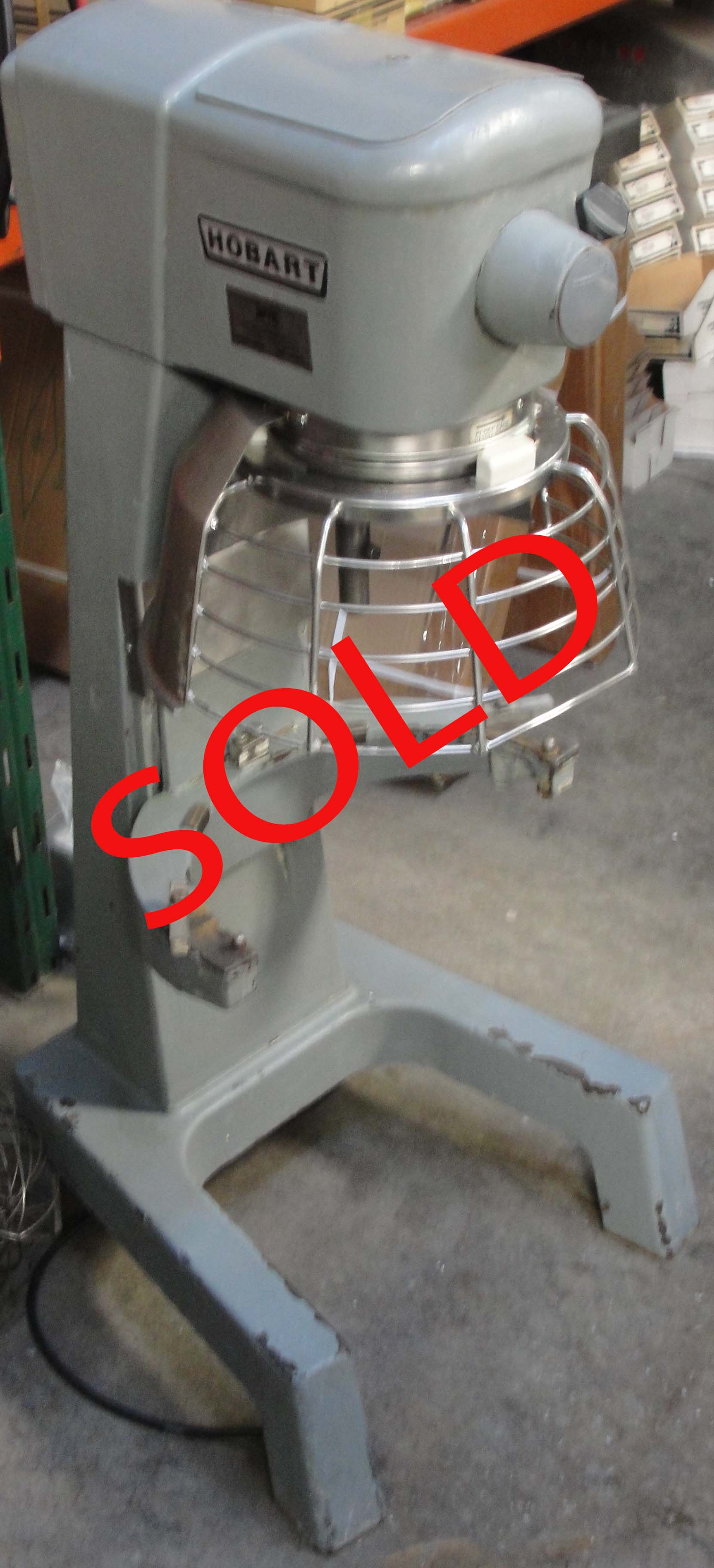Reconditioned Hobart D300T mixer
