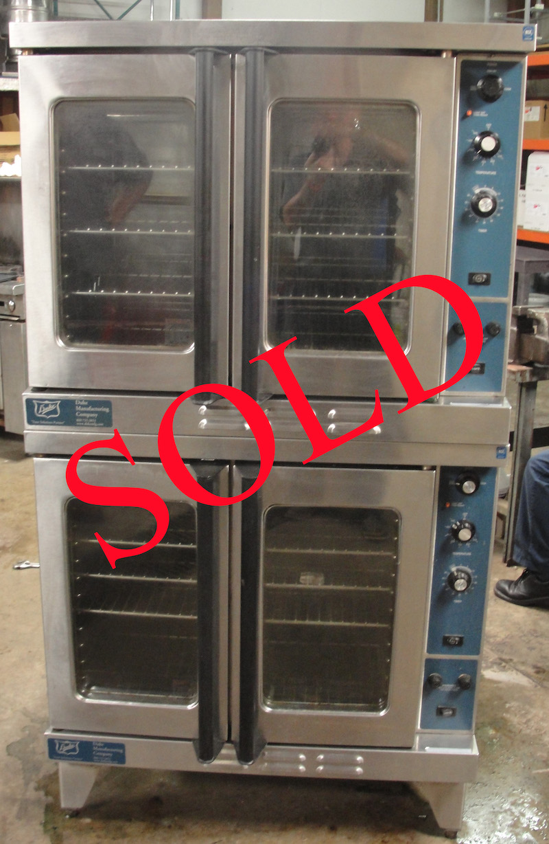 Reconditioned Duke E-102E Electric Convection Ovens